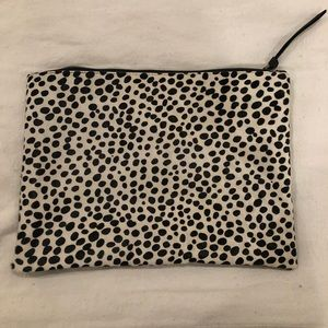 Handbags - Molly G. Cheetah/Black Rebel Clutch